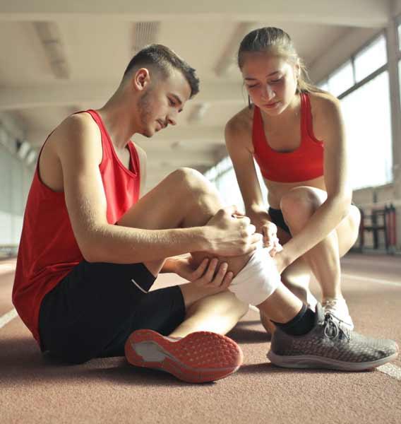 Sports Injury Algester
